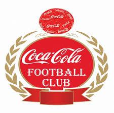 شعار فريق كوكاكولا