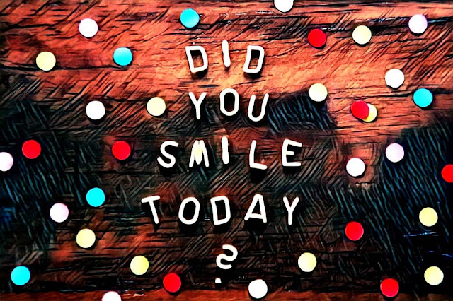 Did You Smile Today Happy Smile Day 2020