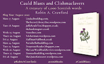 Cauldblasts and Clishmaclavers Blog Tour