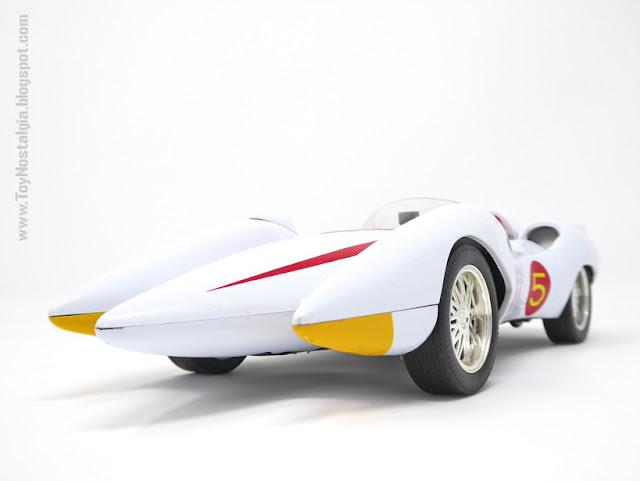 MACH 5 - METEORO - Jada - 2008  (METEORO - SPEED RACER - MACH Go Go Go)