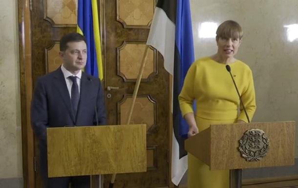 Зеленський охарактеризував відносини з Росією