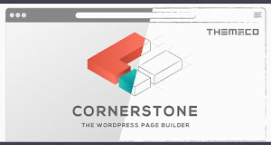 Cornerstone is a powerful drag and drop WordPress page builder