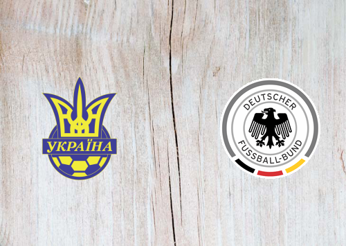 Ukraine vs Germany -Highlights 10 October 2020