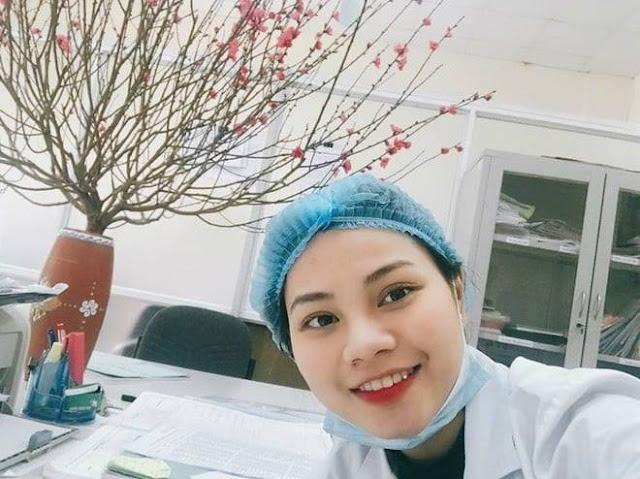 Nhan sắc Hotgirl của bác sĩ vật lí trị liệu trong Đoàn thể thao Việt Nam dự SEA Games 30 - 7
