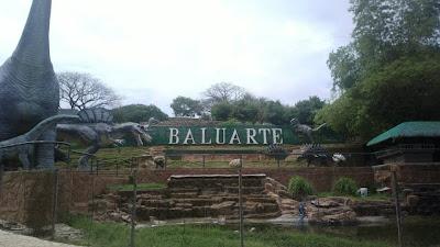 Baluarte, Vigan