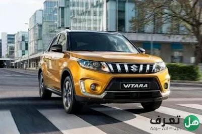 مواصفات سيارة سوزوكي فيتارا Suzuki Vitara 2022 specifications