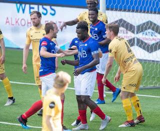 Two Nigerians on target ahead of the Norwegian Eliteserien League kick-off