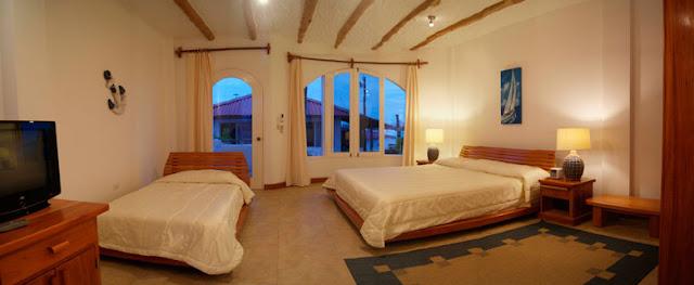 hotel in galapagos santa cruz island