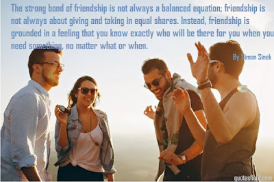Bonding Quotes With Friends