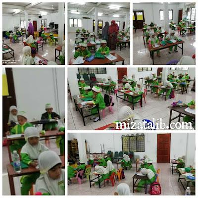 Good Luck Cik Qilah  ujian setara pasti peperiksaan setara pasti ujian akhir tahun peperiksaan pasti anak past pusat asuhan tunas islam selangor pusat asuhan tunas islam malaysia  pasti Ujian Setara Kawasan Kota Raja Tips Anak bijak Minyak ikan terbaik buat kanak-kanak