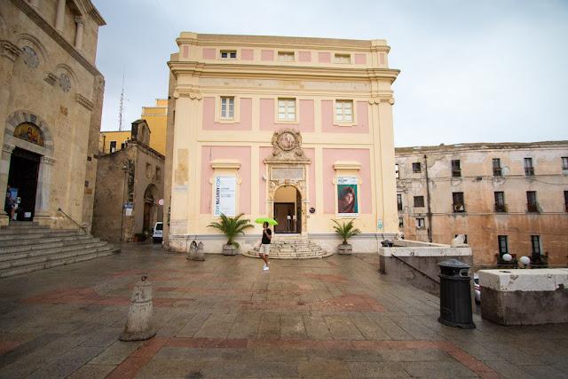 Antico Palazzo di città-Cagliari