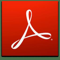 برنامج Adobe Reader