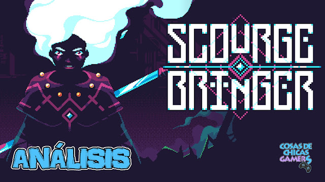 Análisis de Scourge Bringer para PS (Steam)
