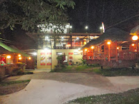 Mer-Ben's Nipa hut