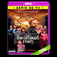 Una serie de eventos desafortunados (2019) Temporada 3 Completa WEB-DL 720p Audio Dual Latino-Ingles