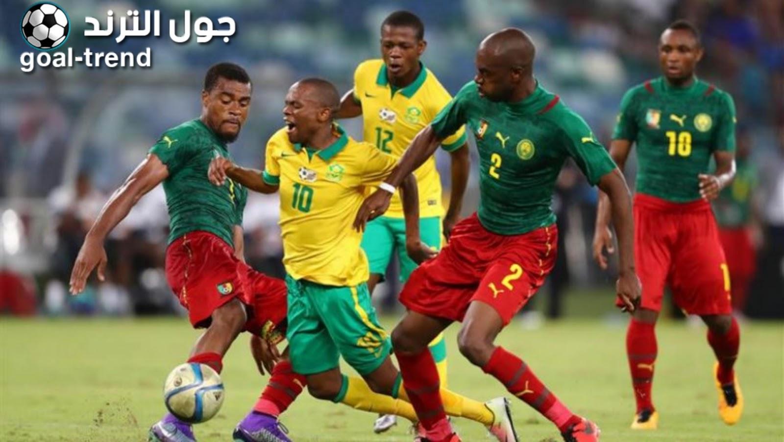 نتيجة مواجهة الكاميرون وغينيا بيساو يوم الثلاثاء بتاريخ في كأس امم افريقيا