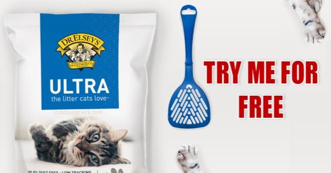 CVS Couponers FREE Cat Litter!
