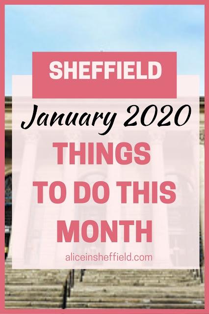 Sheffield January 2020