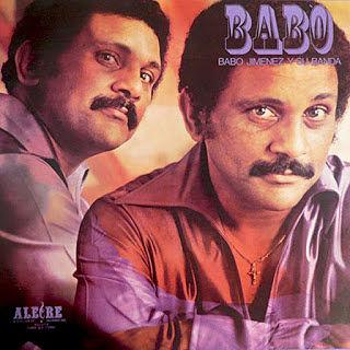 BABO JIMENEZ Y SU BANDA - BABO (1973)