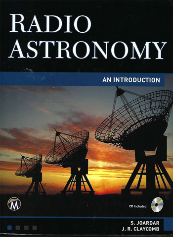 Good reference textbook covering radio interferometry and imaging (Source: S. Joardar & J. Claycomb)