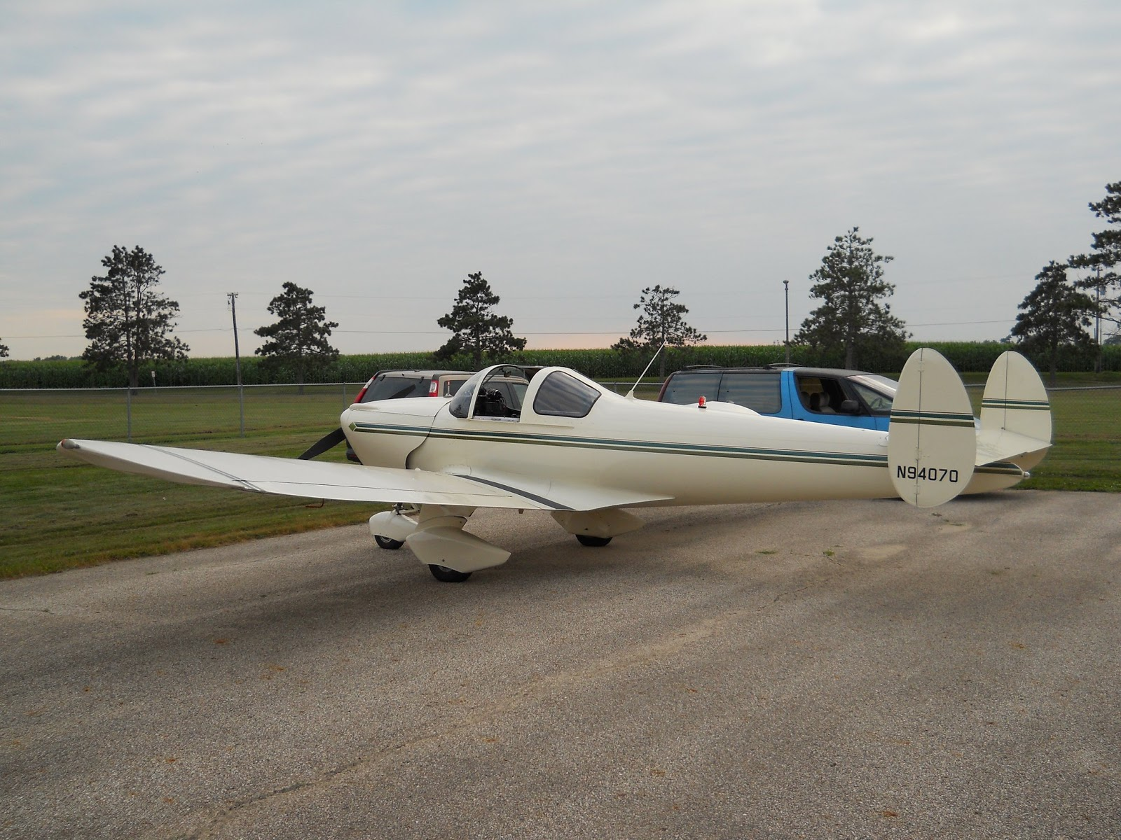Kathryn's Report: Loss of Engine Power (Total): Ercoupe 415
