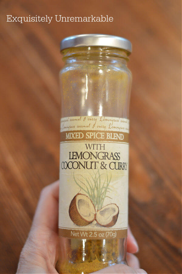 Mixed Spice Blend