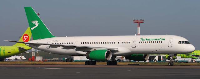Turkmenistan Airlines - Havayolları