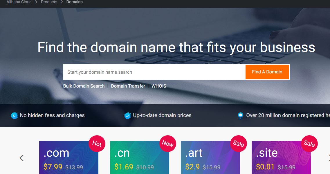 Tìm tên miền phù hợp với doanh nghiệp của bạn