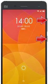Cara Hard Reset Xiaomi Mi 4