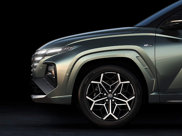 Hyundai Tucson N-Line: versão esportivada chega em 2021