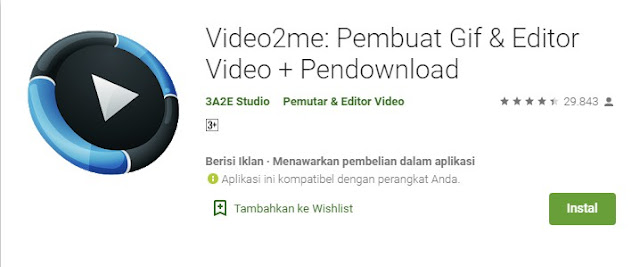 Cara Melanjutkan Video Yang Terpotong di Status WhatsApp