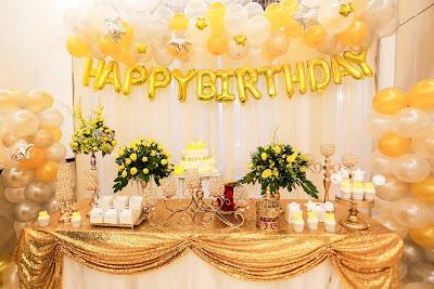 Ưu điểm khi tổ chức tiệc sinh nhật cho bé tại nhà