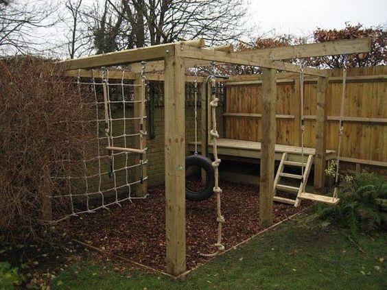 co zrobić w ogrodzie dla dzieci