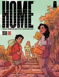 Read Home (2021) comic online