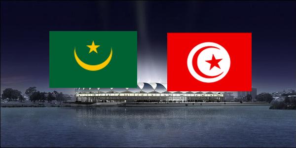 مشاهدة مباراة تونس وموريتانيا بث مباشر بتاريخ 06-09-2019 مباراة ودية