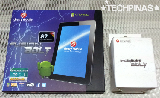 cherry mobile fusion bolt, cherry mobile, cherry mobile quad core tablet