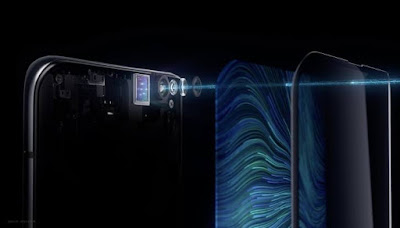 Under Display Camera Technology