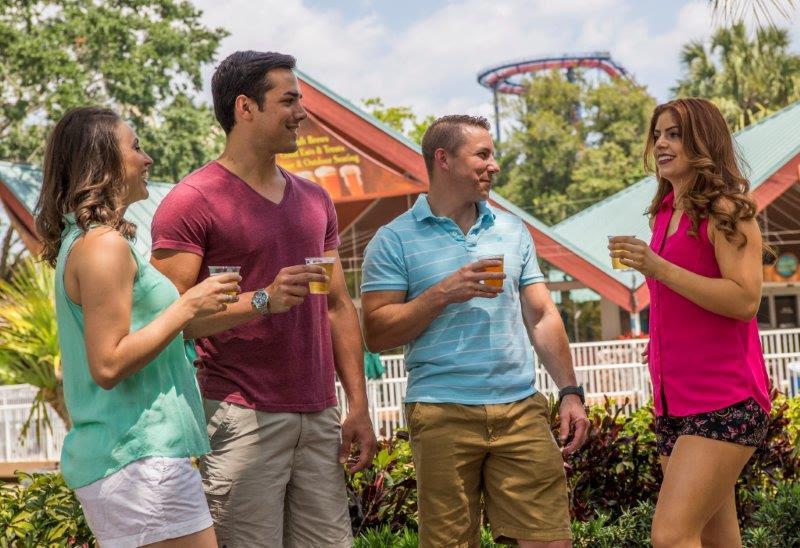 Busch Gardens Tampa - Bier Fest