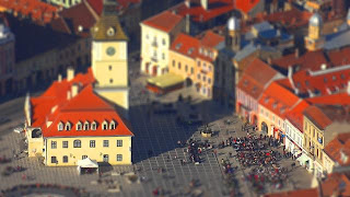 Tilt Shift Photography - Btasov