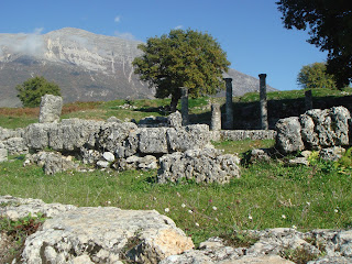 Antigonea, Albania, ratsastusmatka