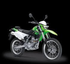 Kawasaki KLX 250S  Hijau