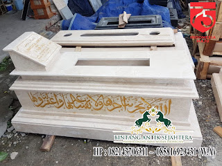 Kuburan Makam bahan Marmer