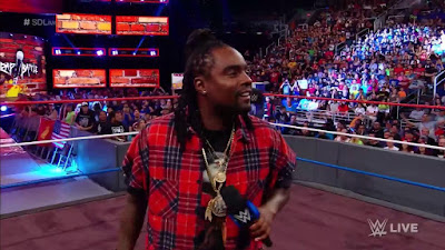 New Day Wale Rap WWE The Usos SmackDown Live