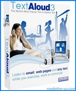 NextUp TextAloud 3 keygen box
