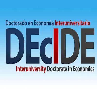 Programa DEcIDE para el curso 2017-2018.