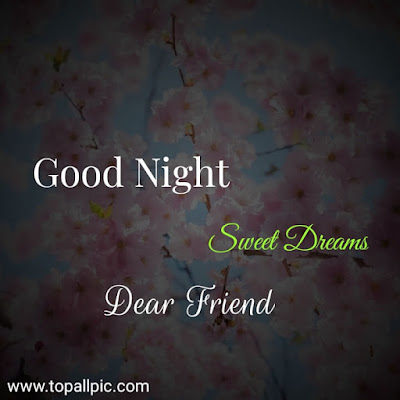 wishes good night sweet dreams images for dear my friends