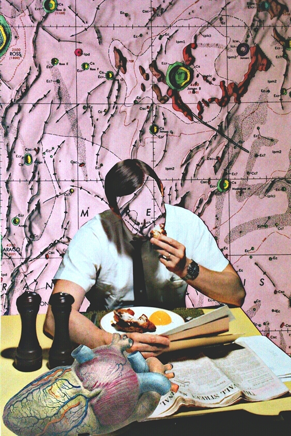 ©Oscar Varona - Handmade Collage