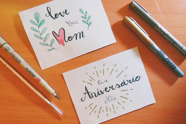 Mãe, Feliz Dia Teu E Feliz Aniversário
