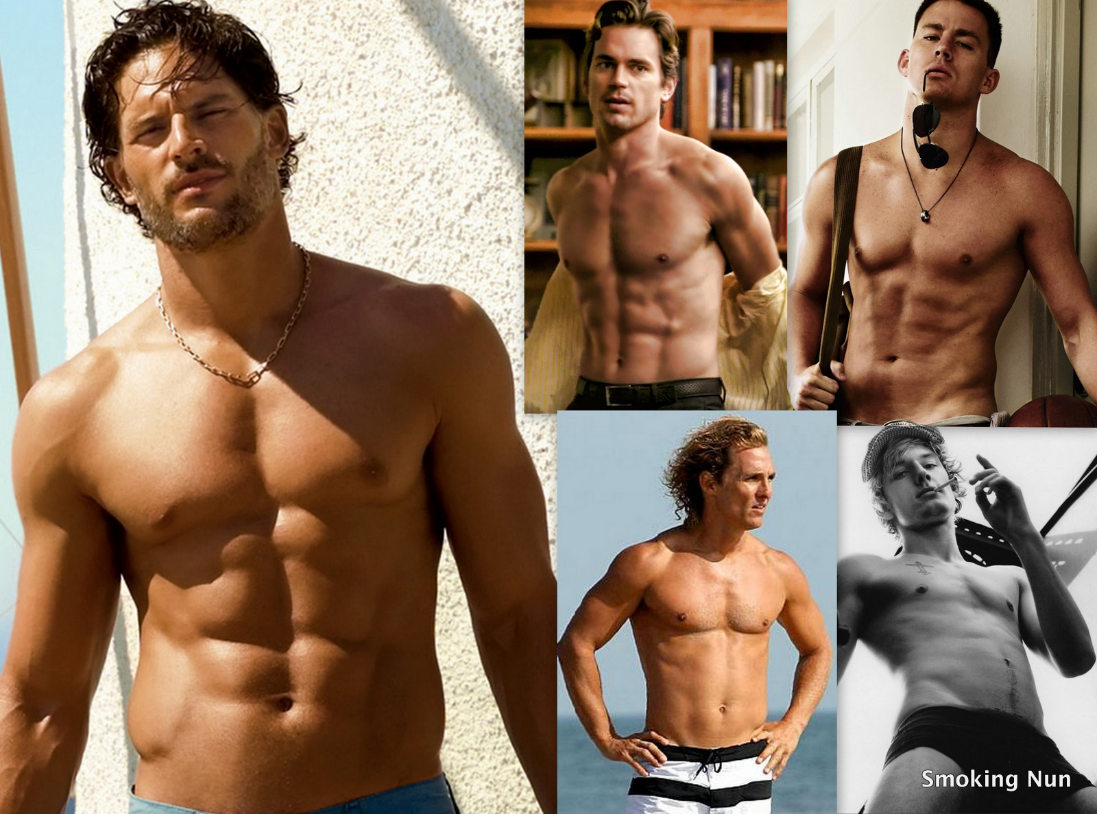 THE SMOKING NUN  Stripper Flick  Magic Mike  Continues To Add To     Stripper Flick  Magic Mike  Continues To Add To Hottie Cast