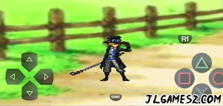ONE PIECE BATTLE OF GOLD MUGEN ANDROID APK